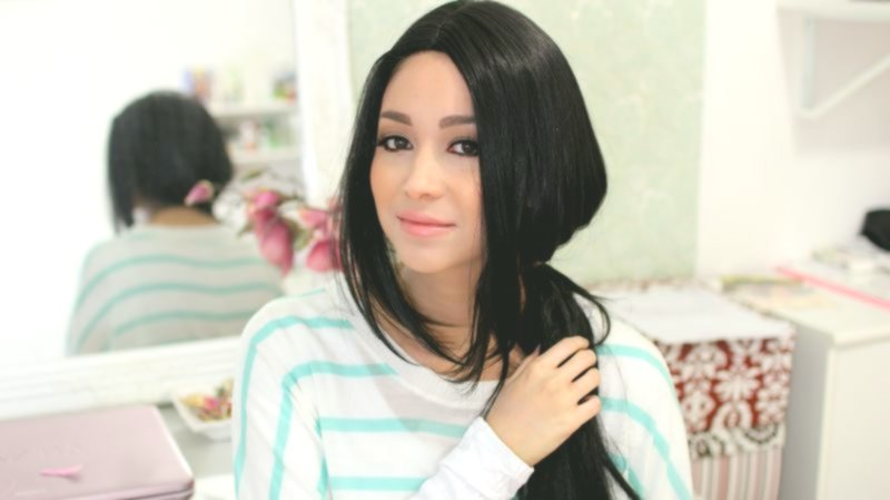 unique black hair brown dyeing photo-lovely black hair brown dyeing construction