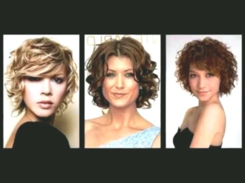 Stylish perm hairstyles gallery-Incredible perm hairstyles design