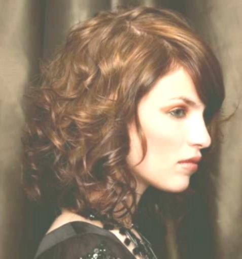 Contemporary Hairstyles Half Length Curls Model Best Of Hairstyles Half Length Curls Collection