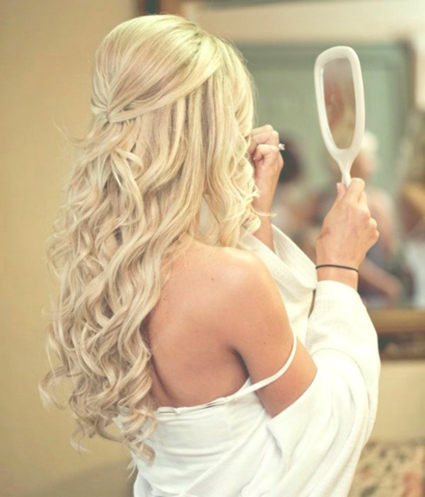 lovely bridal hairstyles open medium length photo picture-Awesome Bridal Hairstyles Open Mid-Length Gallery