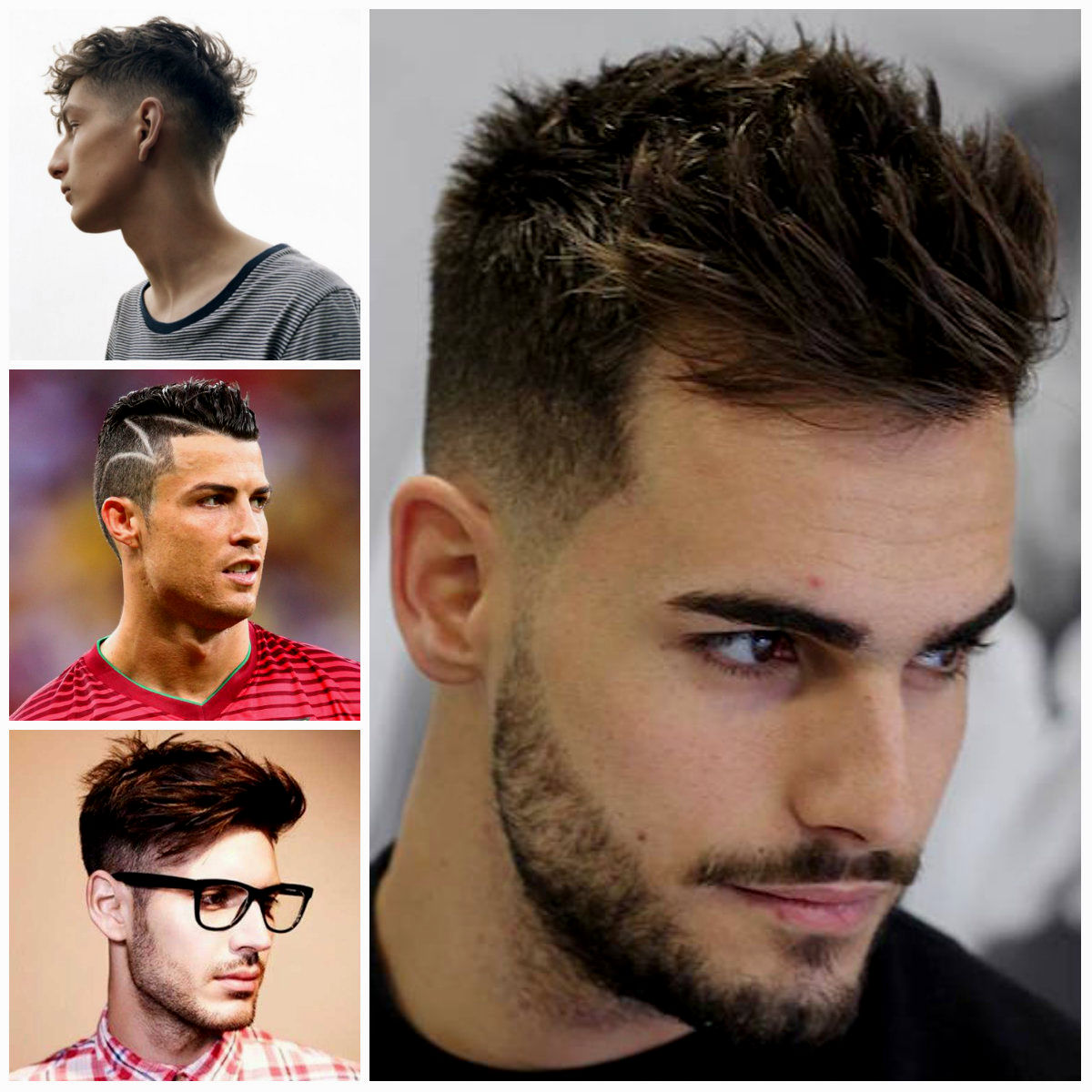 Lovely Men Hairstyles Light Hair Model Top Men Hairstyles Light Hair Image