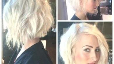 Photo of 18 short hairstyles perfect for fine hair