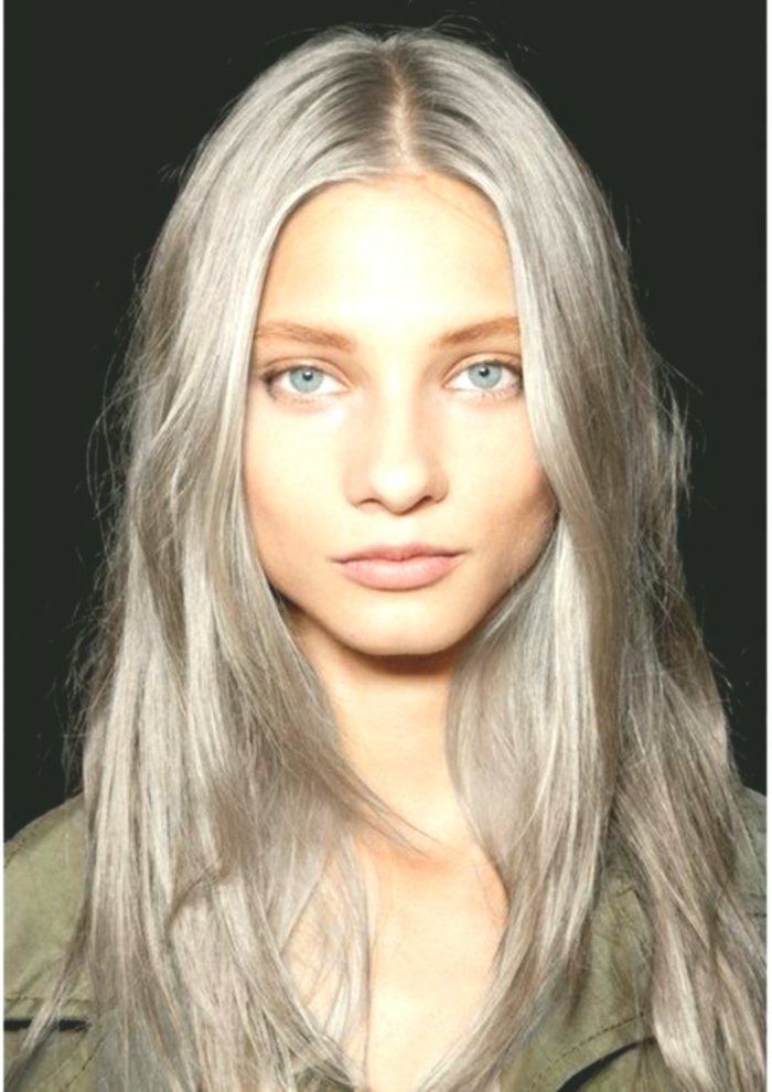 Excellent Silver Blonde Hair Photo Picture Charming Silver Blonde Hair Decor