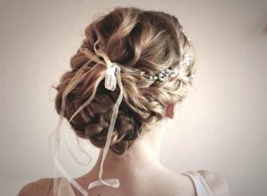 Photo of Sensational Hair Accessories Bride Open Hair Inspiration