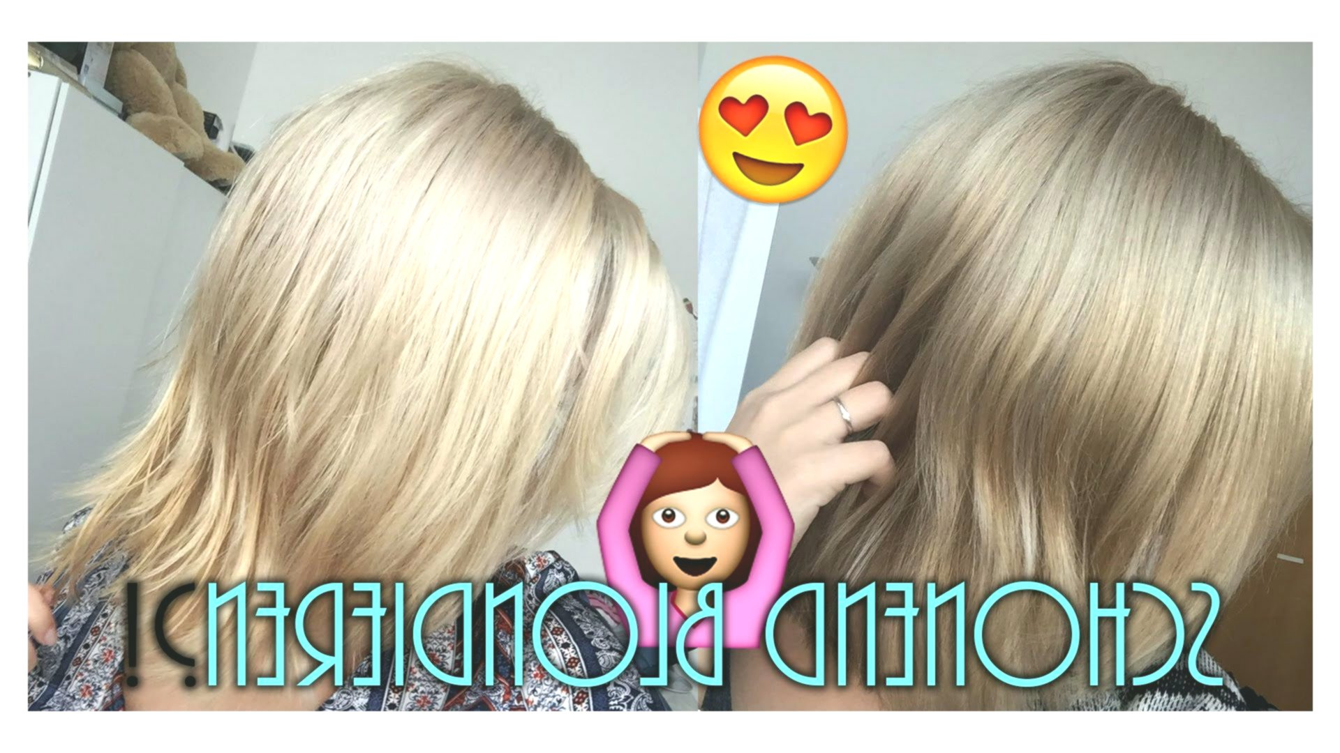 fantastic hair blonding without yellowing concept-top hair blonding No yellowish-tinged design