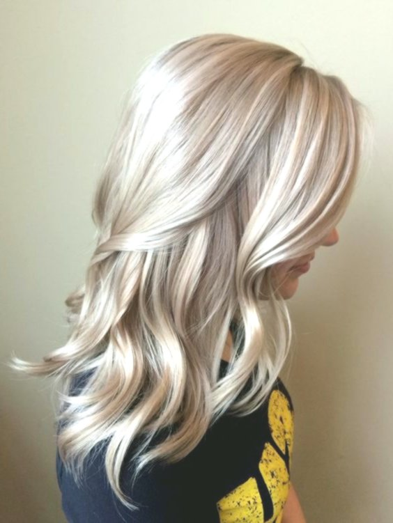 Stylish platinum blonde hair color gallery-Beautiful platinum blonde hair color layout