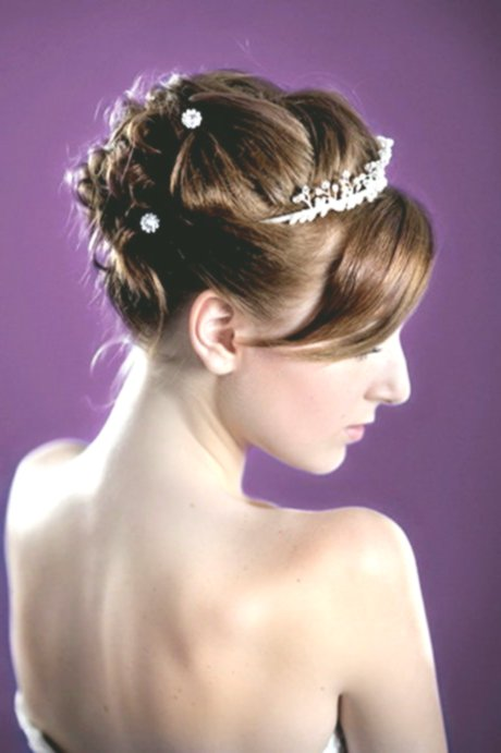 Amazing awesome open hair wedding photo - Beautiful open hair wedding model
