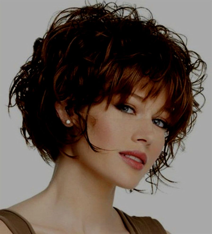 Stylish Bob Hairstyles With Curls Background-Fancy Bob Hairstyles With Curls Models