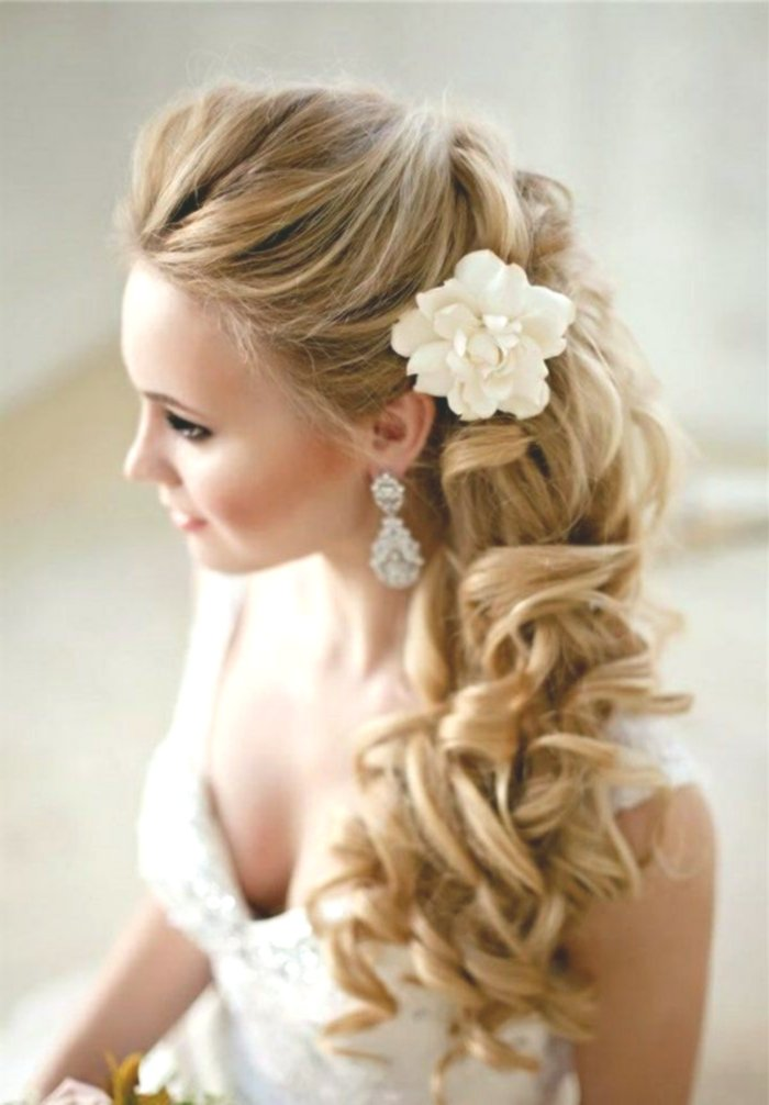 stylish half updos collection - modern semi updo concepts