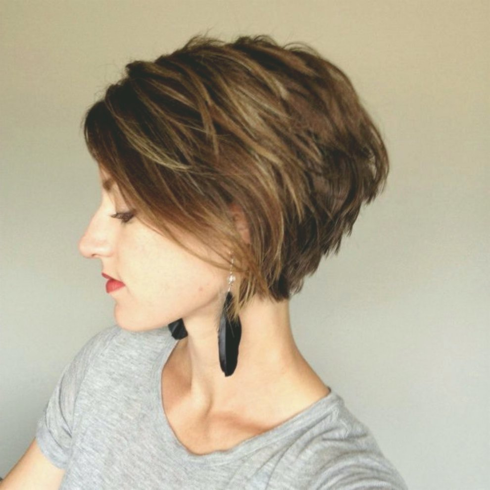 fascinating bob hairstyles cut back on inspiration-Excellent Bob Hairstyles Behind Cropped Inspiration
