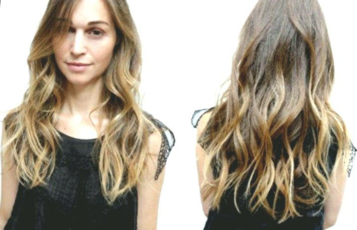 elegant lacy brown hair photo picture-modern highlights Brown hair layout