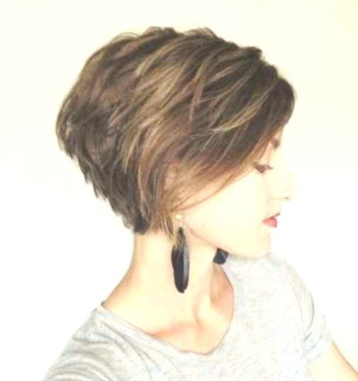 Excellent Bob Hairstyles Tiered Short Decoration-Beautiful Bob Hairstyles Tiered Short Decoration