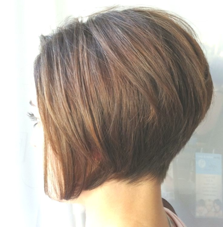 16 Chic Stacked Bob Hairstyles: Short Hairstyle Ideas for ...