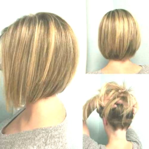 modern hairstyle front long back short photo picture-Fancy Hairstyle Front Long Back Short Decoration