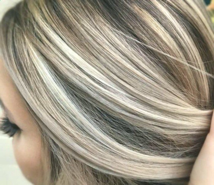 terribly cool brown-colored hair lighten up ideas-Modern Brown-Dyed hair lightening models