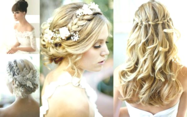 Fascinating Bride Hairstyles Long Hair Image Best Bride Hairstyles Long Hair Ideas