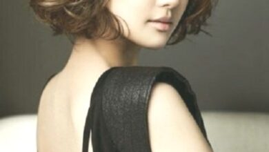 Photo of 18 New trends in short Asian hairstyles