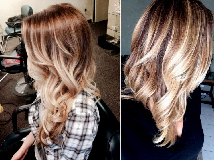 fresh blonde hair strands build layout-Lovely blonde hair strands wall