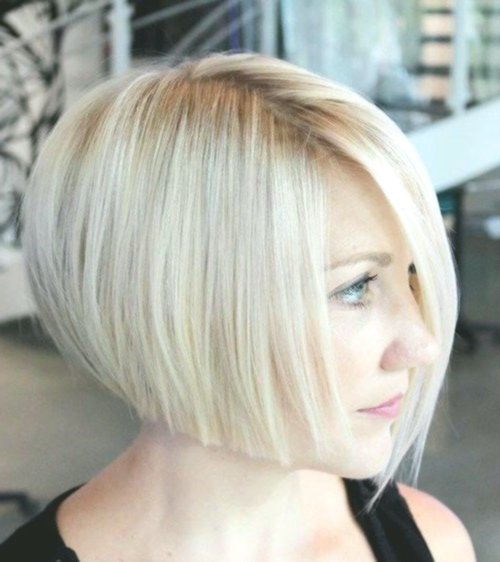 sensational cute bob hairstyles cut back on the back online-Excellent Bob Hairstyles Behind Cropped Inspiration