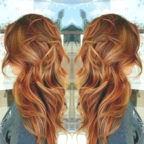 fancy hair color copper collection-Wonderful hair color copperblond wall