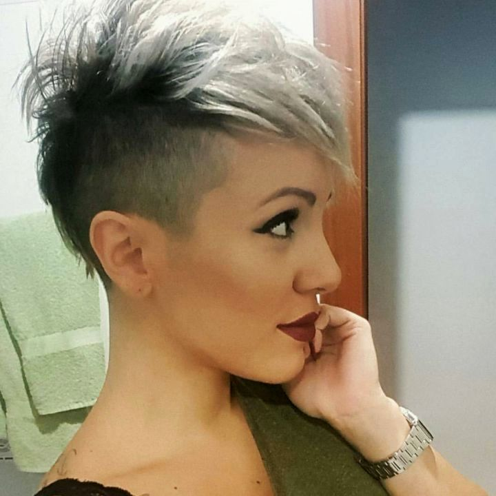 modern cool short hairstyles portrait-top cool short hairstyles photography