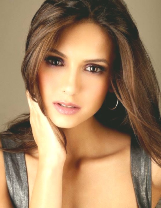 Lovely chocolate brown hair color model - Fresh chocolate brown hair color decor