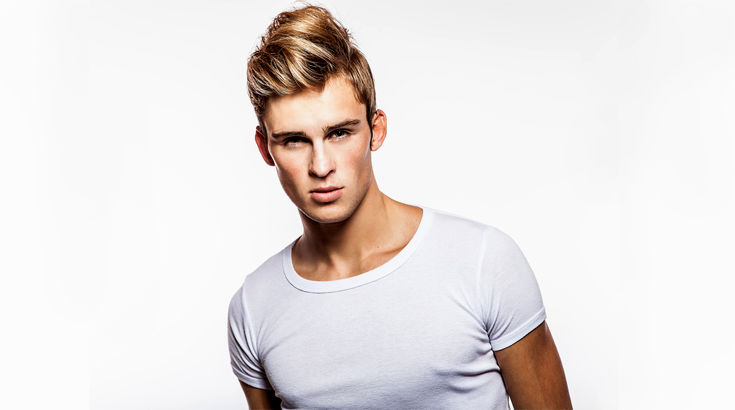 fresh hairstyles men's secretions plan unique hairstyles men receding hairstyle photography