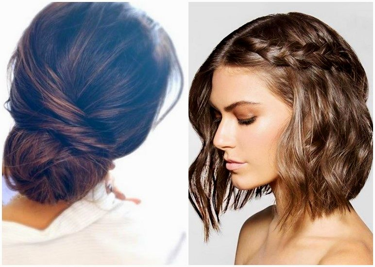 beautiful hairstyles for shoulder-length hair to make yourself concept-top Beautiful Hairstyles for Shoulder-length Hair to Do Self Reviews