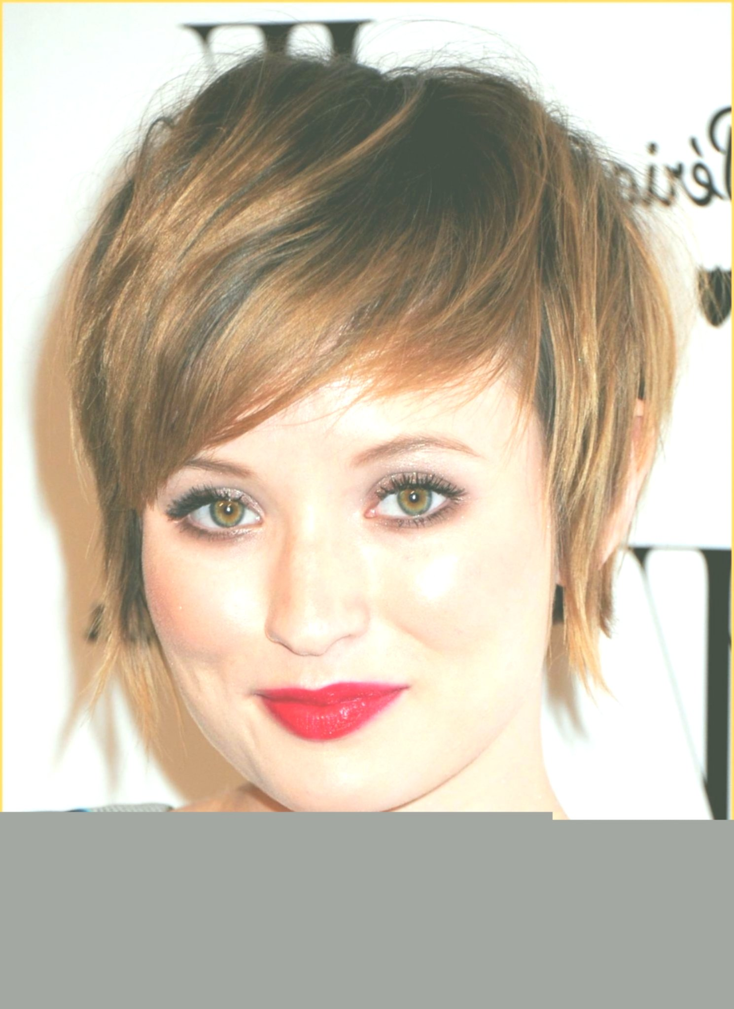 unique hairstyles for slim faces photo picture - Wonderful Hairstyles For Narrow Faces Decoration