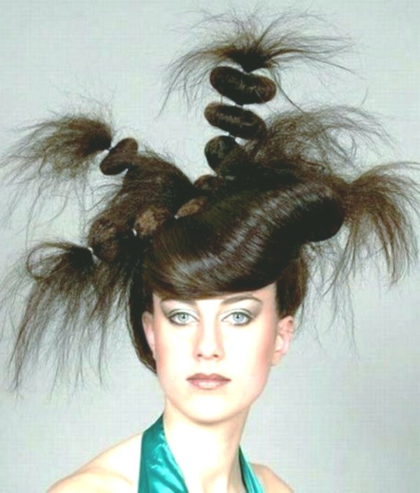 fascinating crazy hairstyles plan - New Crazy hairstyles pattern