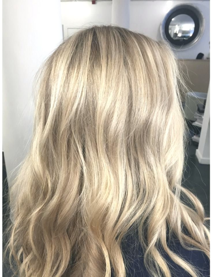 best of hair color blond gray plan Stylish hair color blond gray pattern