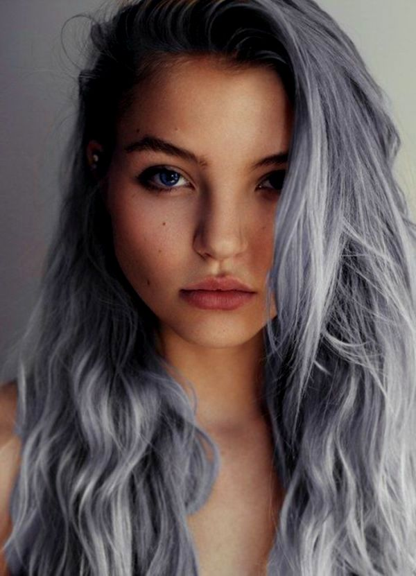 incredible gray hair picture - Awesome Gray Hair Inspiration