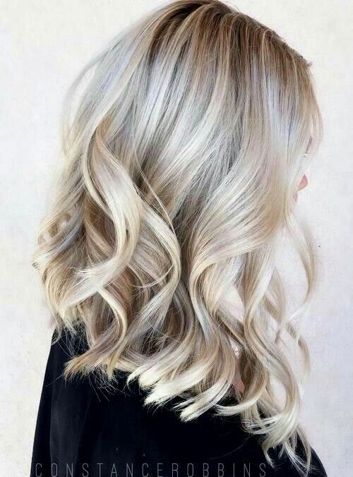 unique hair color middle-blond architecture-fascinating hair color Medium Blonde gallery