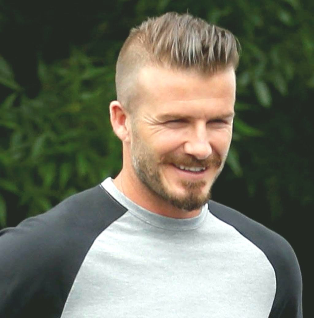 up beckham hairstyle concept-Finest Beckham hairstyle model