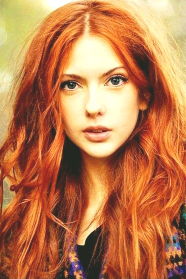 Amazing hair-colored copper blonde collection-Amazing hair color copperblond ideas