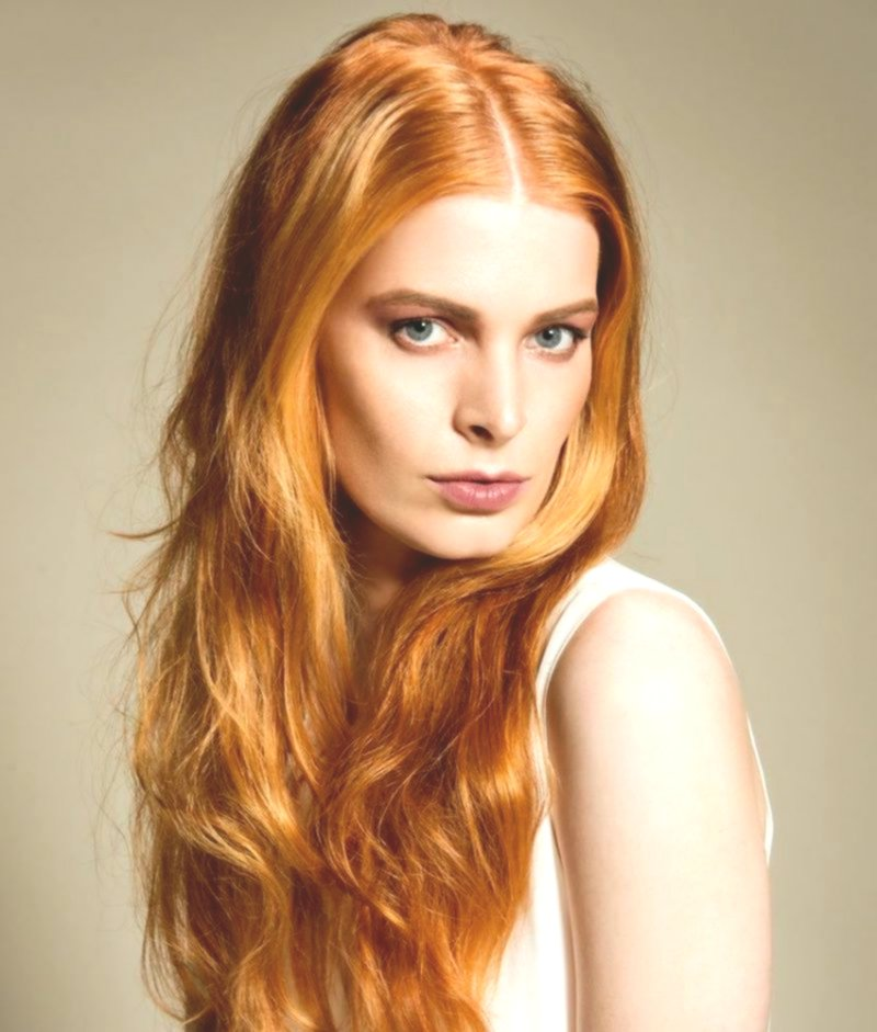 fascinating hair-colored copper blonde ideas-Amazing hair colors copperblond ideas