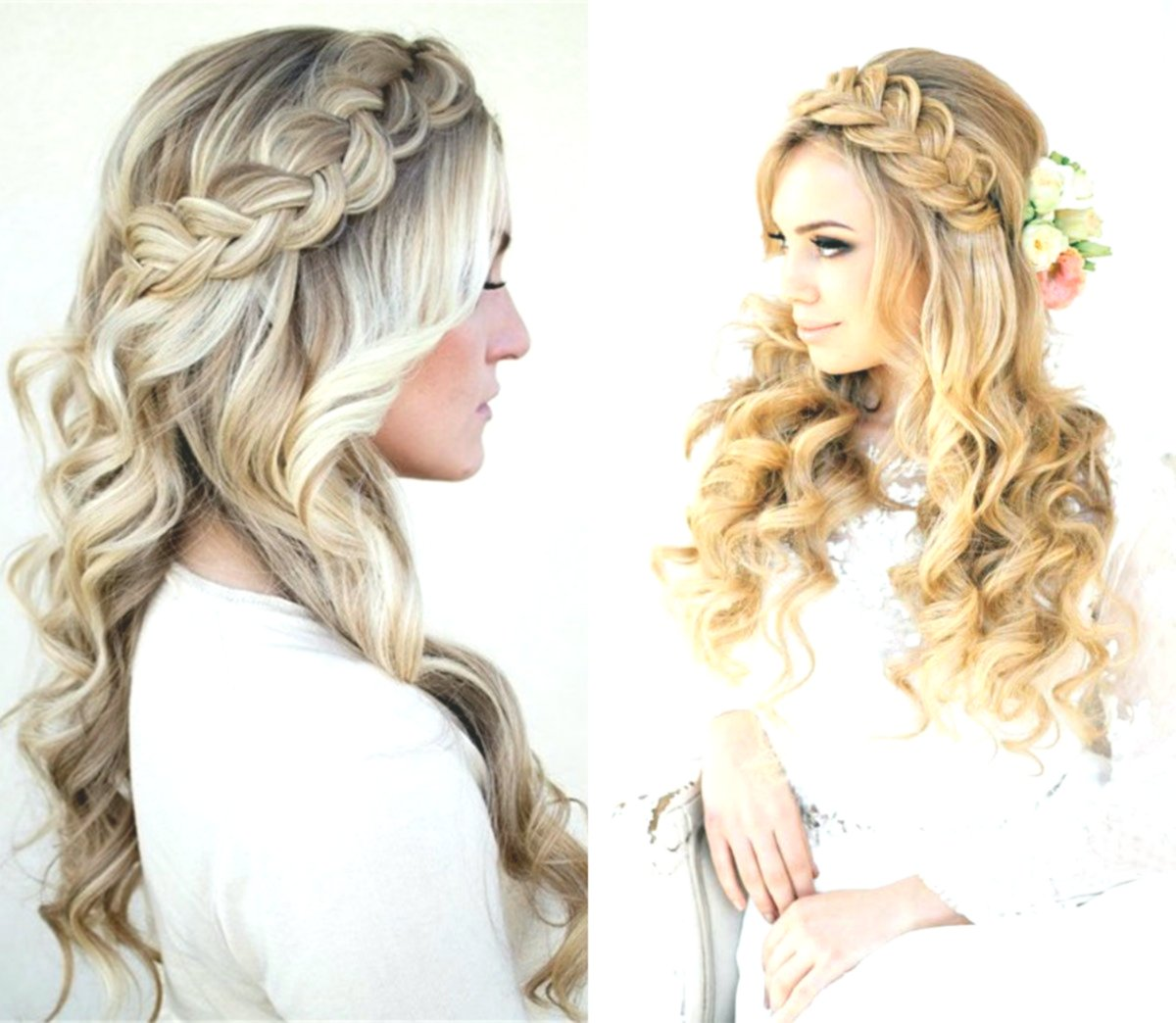 lovely half-open braided hairstyles architecture-fascinating Half-open braided hairstyles concepts