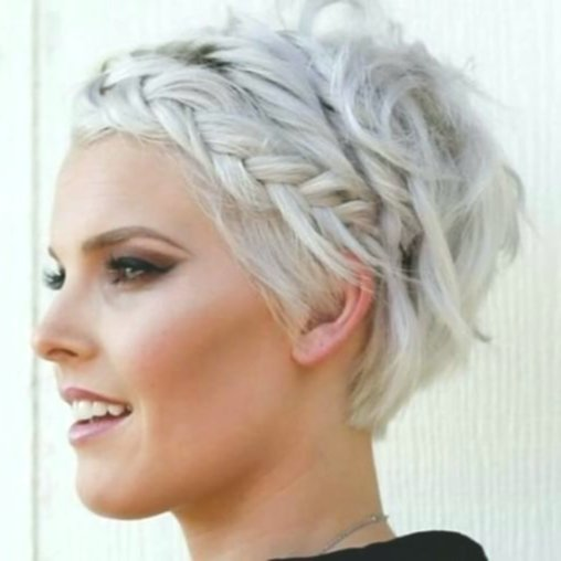 contemporary cool hairstyles gallery-Lovely Cool Short Hairstyles Wall