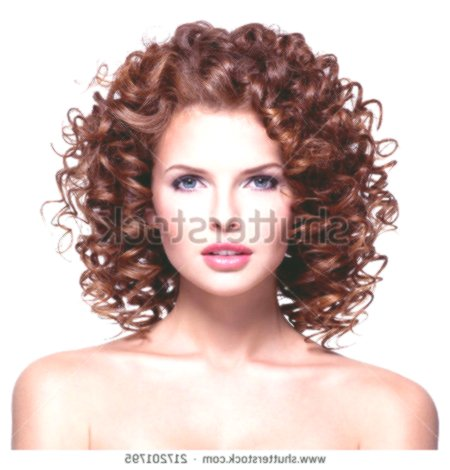 Amazing awesome curls hair background-modern curls hair models