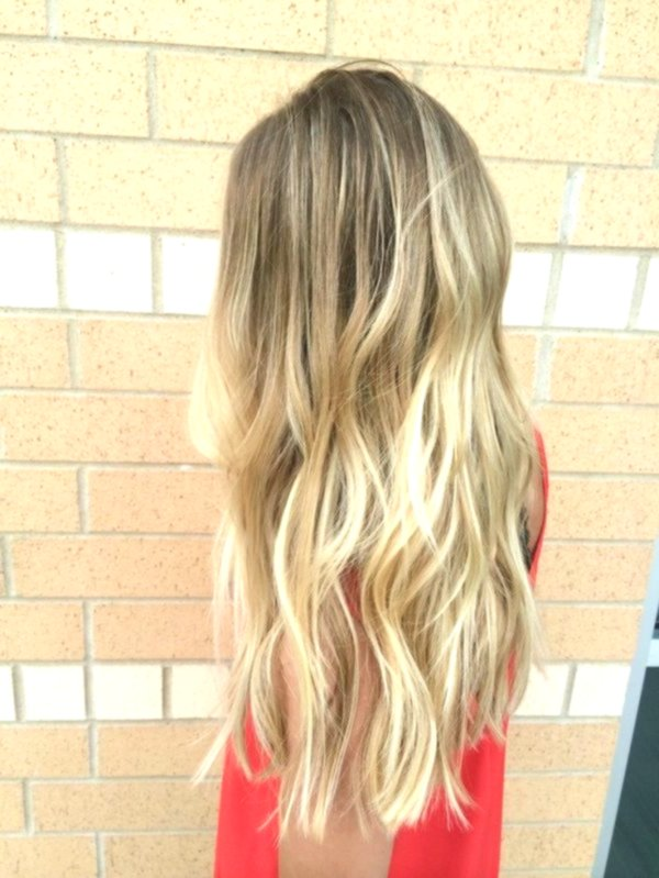 finest balayage blonde hair décor-amazing balayage blonde hair picture