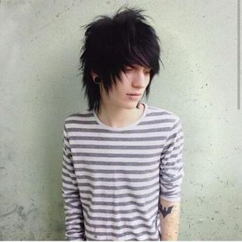 30 Emo Hairstyles For Men Hair Style 2019