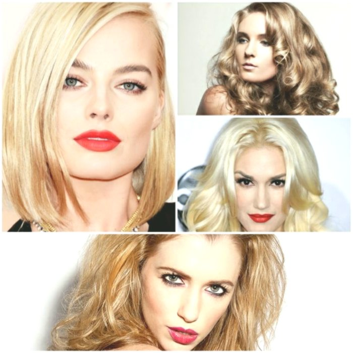 wonderfully stunning hair color blond tones decoration-Superb hair color blondes photography