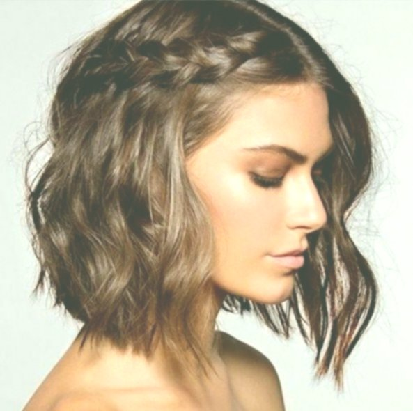 latest hairstyles chin-stepped gallery-Beautiful hairstyles chin-length tiered image