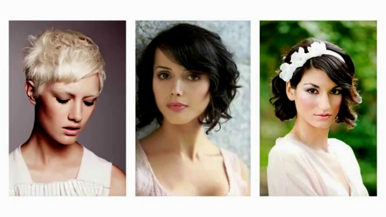 excellent wedding hairstyles short hair build layout-Wonderful Wedding Hairstyles Short Hair Model