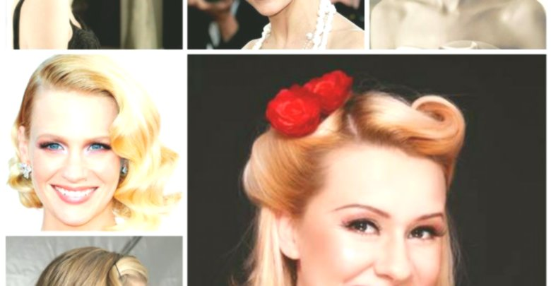 Vintage Hairstyles for Short Hair 2019 , Hair Style 2019