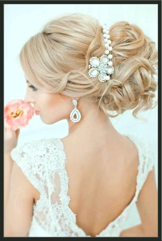 beautiful bridal hairstyles open mid-length pattern-Awesome Bridal Hairstyles Open Mid-Length Gallery