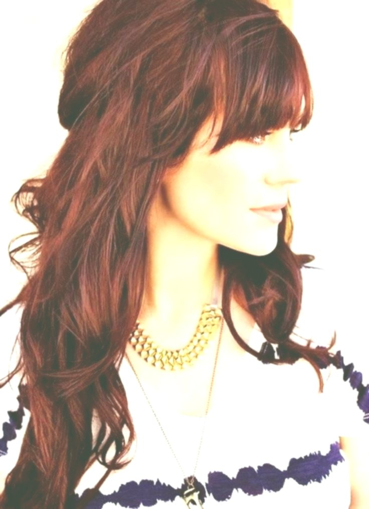 contemporary red hair inspiration-fancy red hair layout