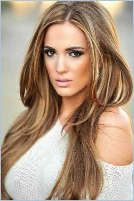 latest brown hair blonde tresses concept-Excellent Brown Hair Blonde Strands Models