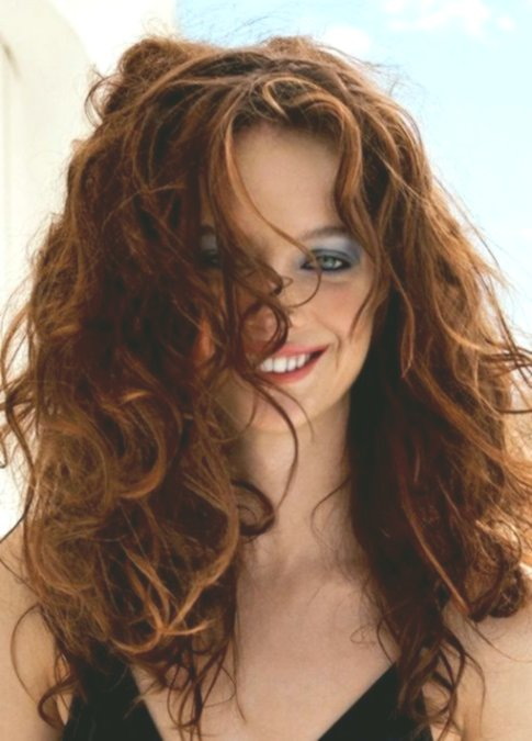 best hairstyles lure medium length gallery-modern hairstyles curls middle-length layout