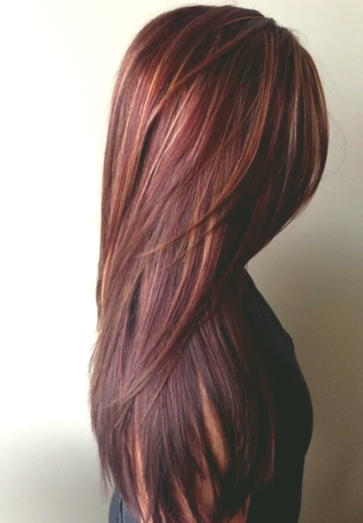 Stylish red brown hair color inspiration-Wonderful red brown hair color photo